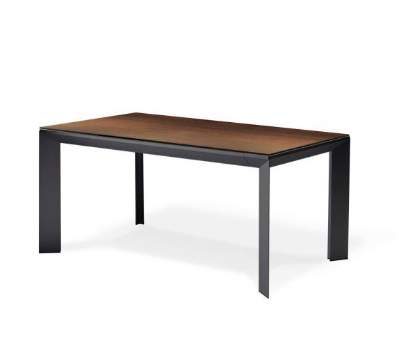 Ozzio Tisch Metro, ausziehbarer Esstisch