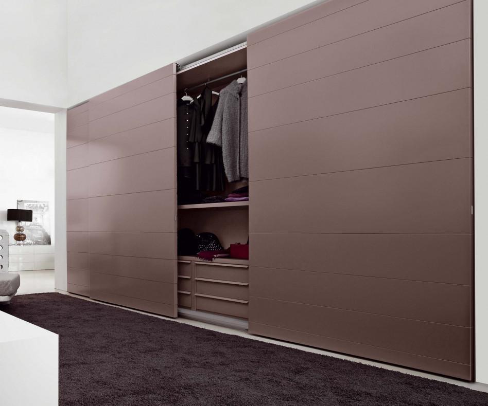 novamobili kleiderschrank monaco schiebet ren. Black Bedroom Furniture Sets. Home Design Ideas