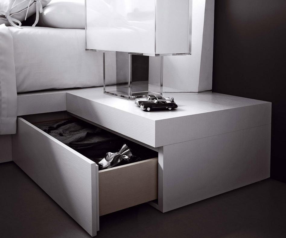 novamobili bett fly maxi mit bettkasten. Black Bedroom Furniture Sets. Home Design Ideas