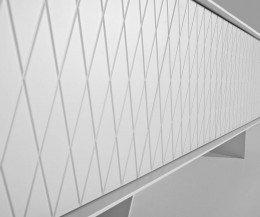 AL2 e-klipse 003 Sideboard Rauten Muster