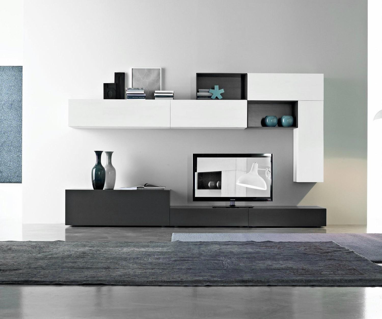Wohnwand moderne designer tv wohnw nde for Jugendzimmer modern design