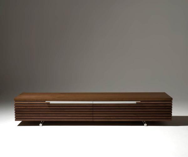 Conde House Tosai Lowboard Massivholz Nussbaum