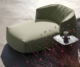 Kristalia Brioni Outdoor Daybed