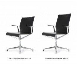 ICF Stick ETK Chair Rueckenlehnenhoehe