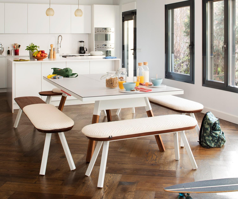 rs barcelona ping pong tischtennisplatte ping pong esstisch. Black Bedroom Furniture Sets. Home Design Ideas