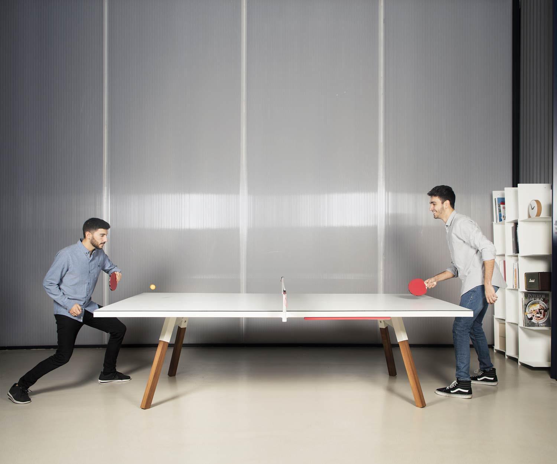 Esstisch Tischtennis ~ RS Barcelona Ping Pong Tischtennisplatte Ping Pong Esstisch