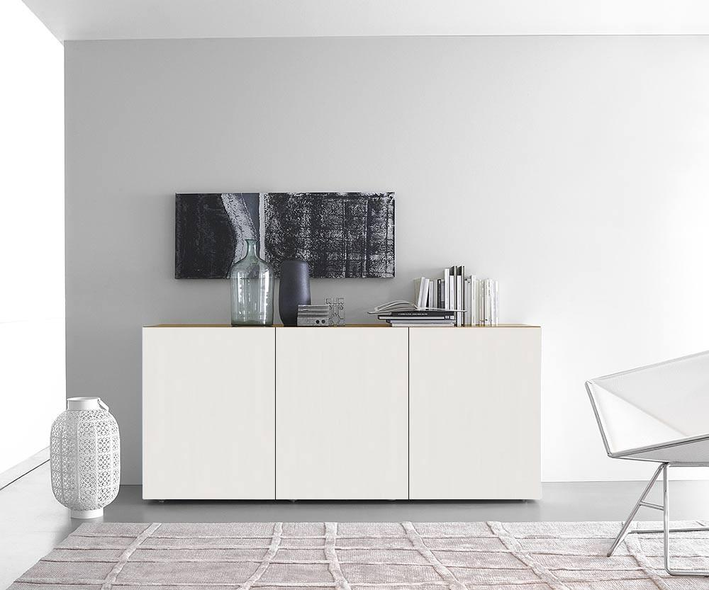 FGF Mobili Massivholz Sideboard Box
