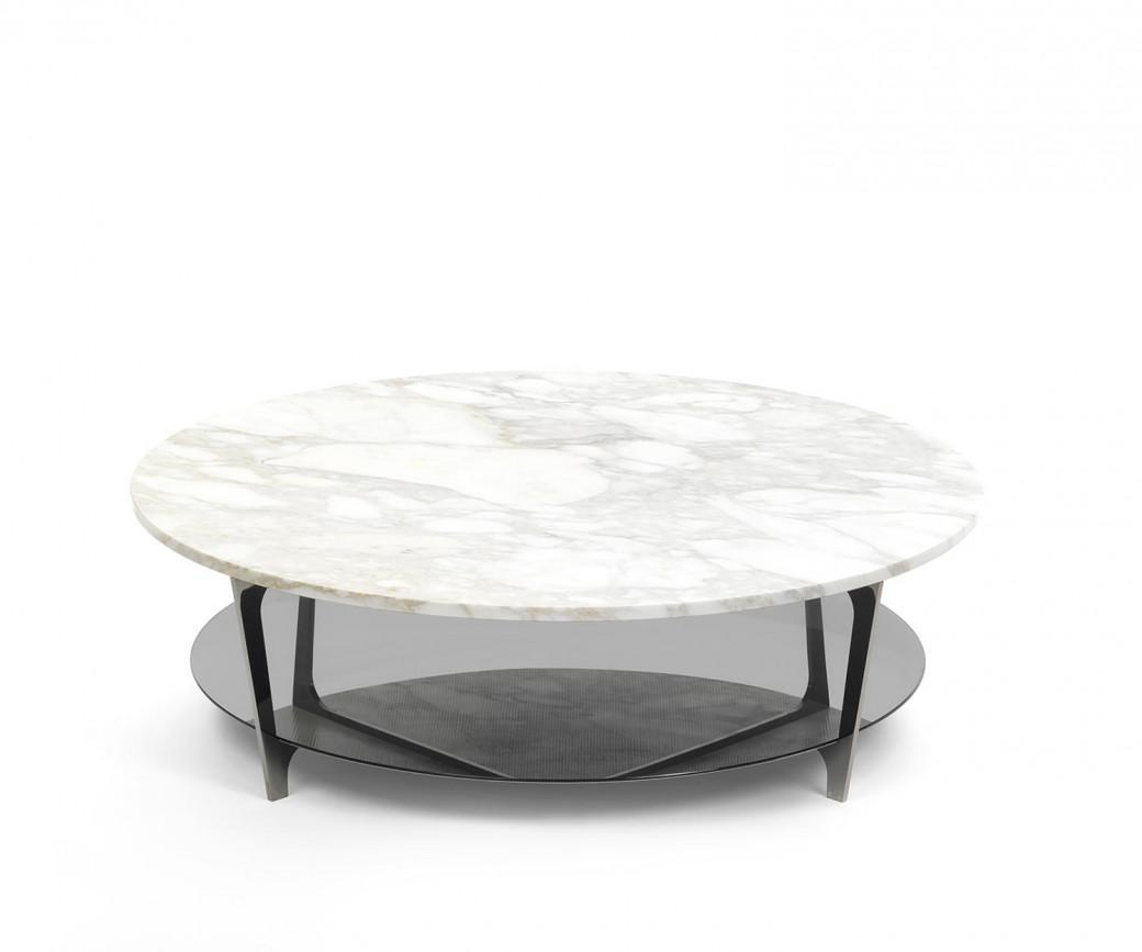Design couchtische aus glas oder holz for Sofatisch marmor