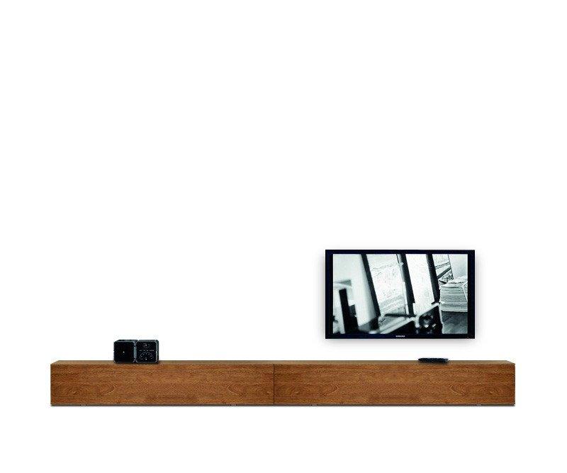 Fgf mobili massivholz tv lowboard b 240 cm x h 22 cm for B b mobili