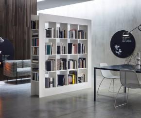 Wohnideen: Novamobili Bücherregal Frame
