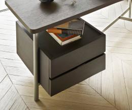 Architekten Schreibtisch mit Schubladen