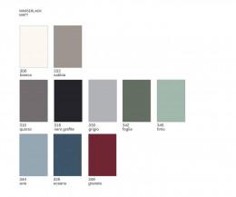 Novamobili Design Kleiderschrank Offset Farben Farmuster