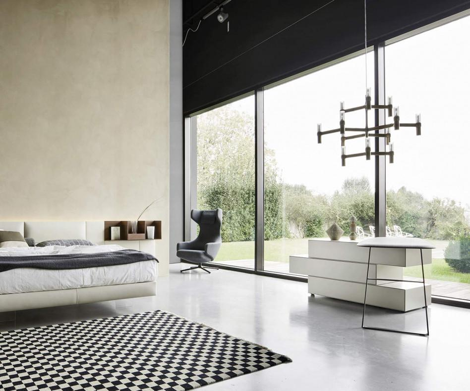 Livitalia ecletto kommode mit schminktisch for Schlafzimmer mit schminktisch