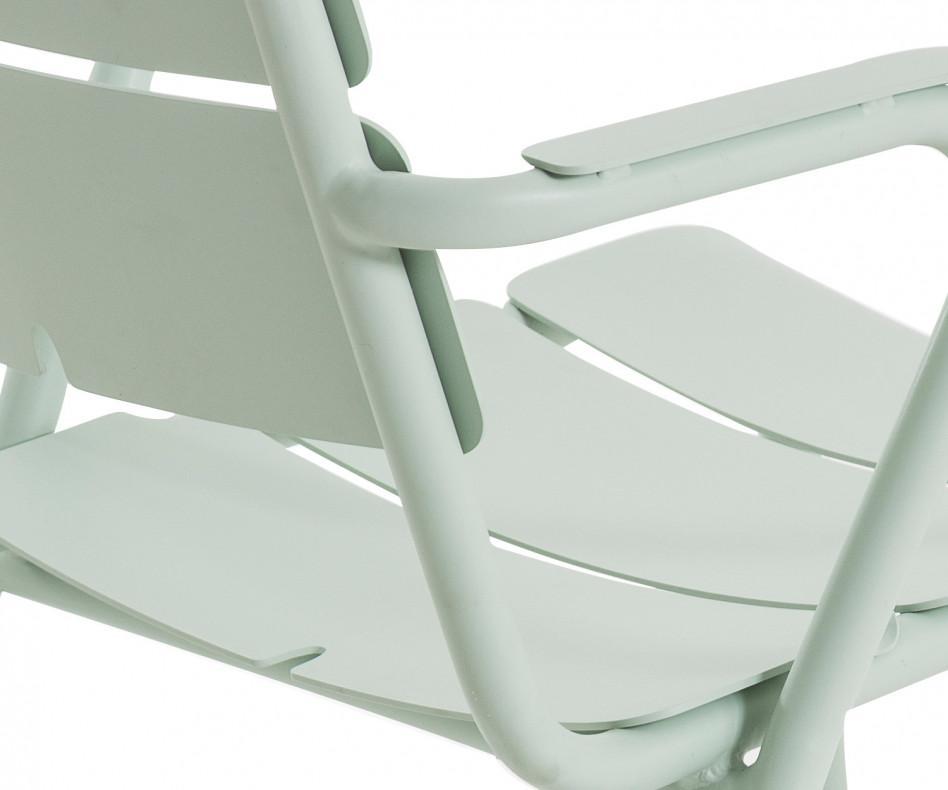 Oasiq Corail Aluminium Loungesessel mit Armlehnen