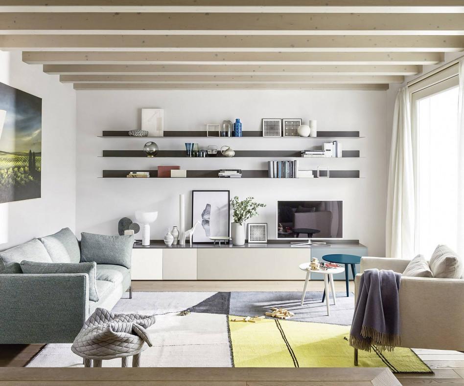 novamobili metall wandregal ellie. Black Bedroom Furniture Sets. Home Design Ideas