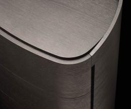 Detail Livitalia Design Kommode Round Tischplatte Kante