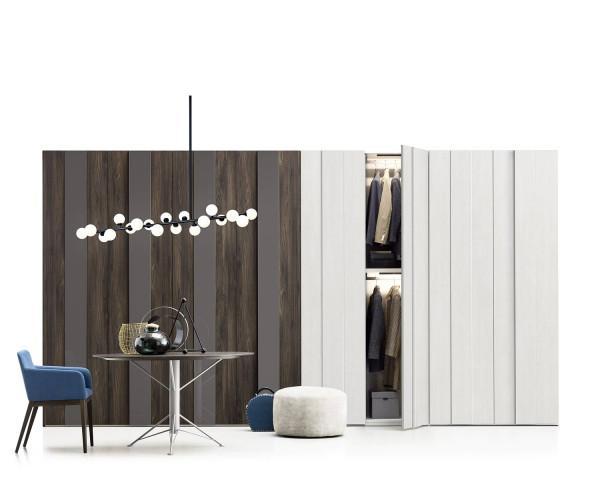 Schlafzimmerschrank design  Design Kleiderschränke ⇒ Von 200 bis 400 cm Breite