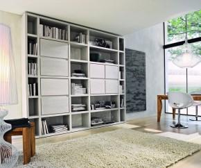 Wohnideen: FGF Mobili WS27 Bücherregal