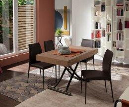 Ozzio Newood Tisch T123 Esszimmer Tafel Eiche Natur