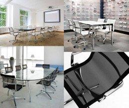 Ansichten Ergonomischer Bürostuhl ICF Una Chair Management