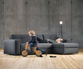 Wohnideen: Prostoria Sofa Easy mit Bett