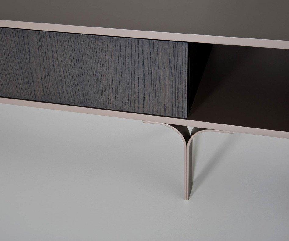 al2 Mobius 005 Lowboard Retro Design