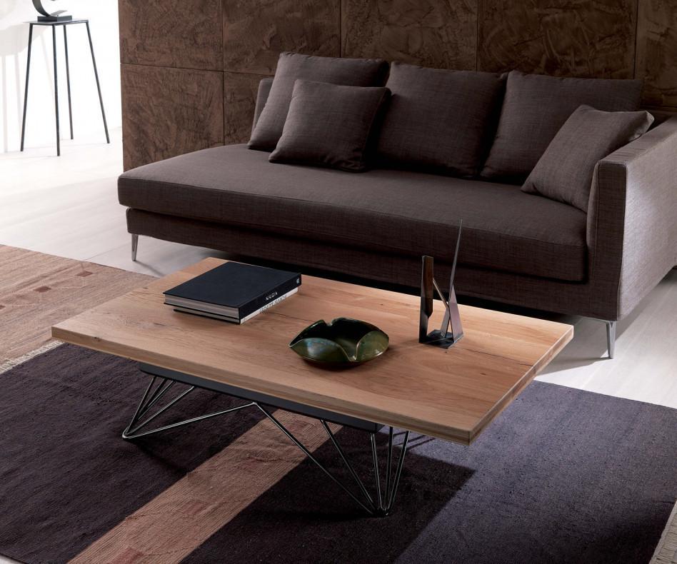 Ozzio Design Couchtisch Radius T064