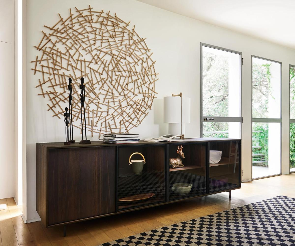 design sideboard shop hochglanz matt massivholz. Black Bedroom Furniture Sets. Home Design Ideas