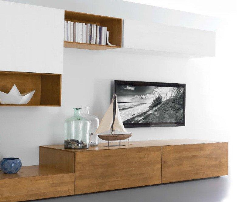 Fgf mobili massivholz tv lowboard b 240 cm x h 42 7 cm for B b mobili