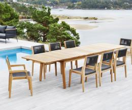 Oasiq Skagen Design Gartentisch