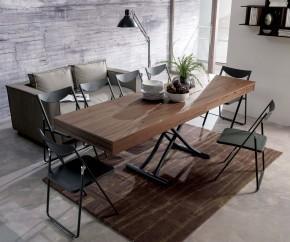 Wohnideen: Ozzio Newood Tisch T123