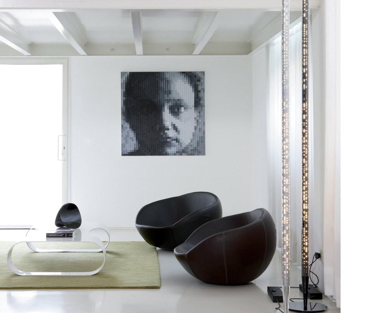 sphaus eero schaukelsessel ufo lounge design sessel. Black Bedroom Furniture Sets. Home Design Ideas