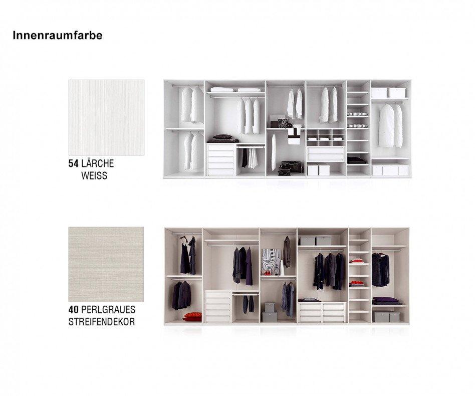 Novamobili Kleiderschrank-Zubehör Armadi 2er-Doppelschubladen
