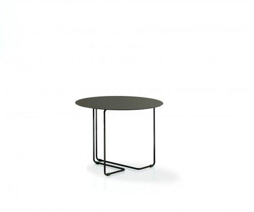 Exklusiver spHaus Ferro 3 Design Beistelltisch in Schwarz