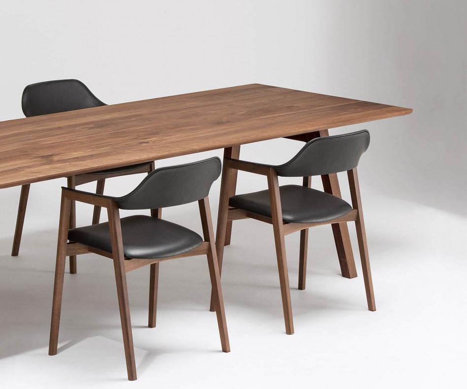 Conde house ten massivholzetisch for Tisch japanisches design