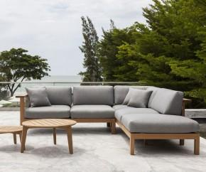 oasiq maro teak sofa gartenm bel serie. Black Bedroom Furniture Sets. Home Design Ideas