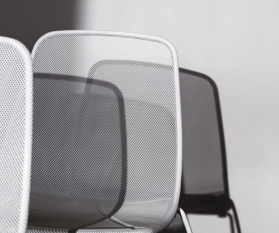 Novamobili Stuhl Hilde weiß