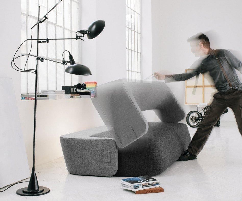 Prostoria Sofa Revolve
