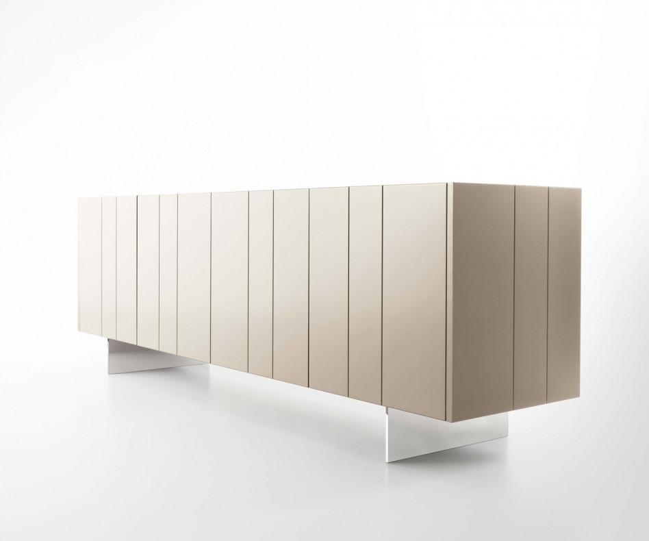Novamobili Sideboard Stripe 4 Türen