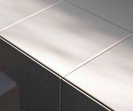 al2 Designer Highboard MOS-I-KO im Detail die fliesenähnliche Kachel-Optik