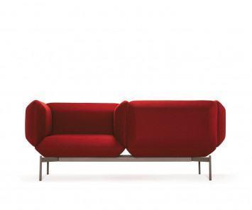 Prostoria Vis-a-vis Sofa Segment