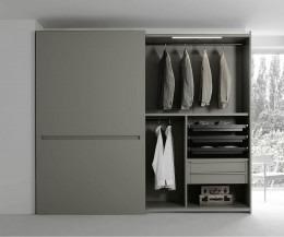 kleiderschrank design. Black Bedroom Furniture Sets. Home Design Ideas