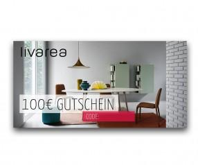 100€ Livarea Geschenkgutschein