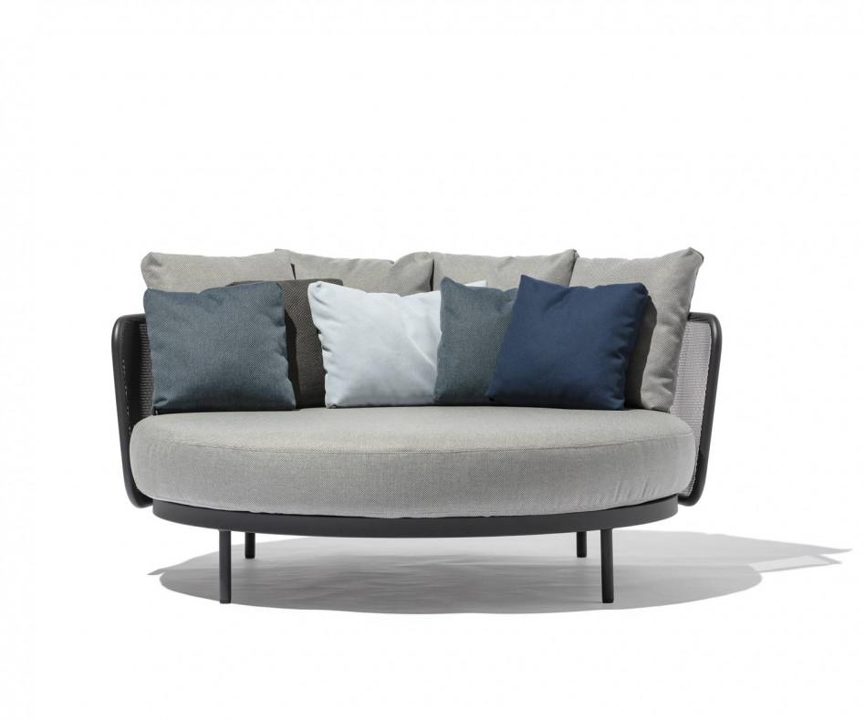 Todus Baza Round Design Daybed 170 cm