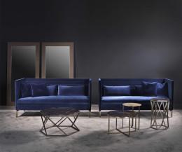 Design Sofa für Aufenthalsraum Lounge