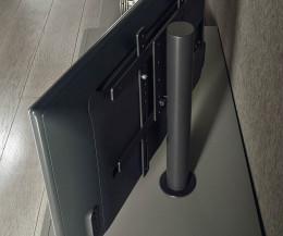 Moderne Livitalia Design Wohnwand C49 mit TV Halterung