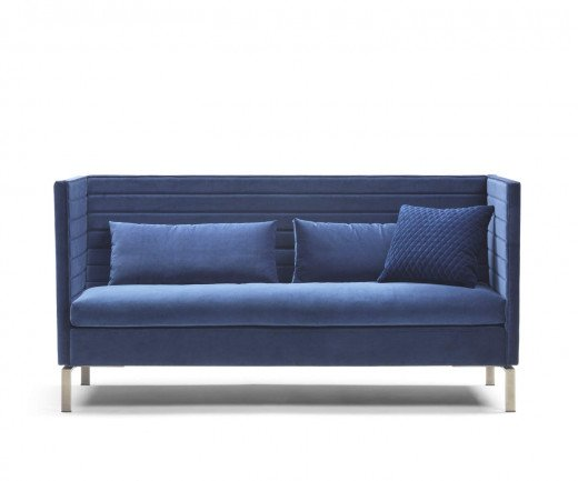 Büro Sofa mit hoher Lehne