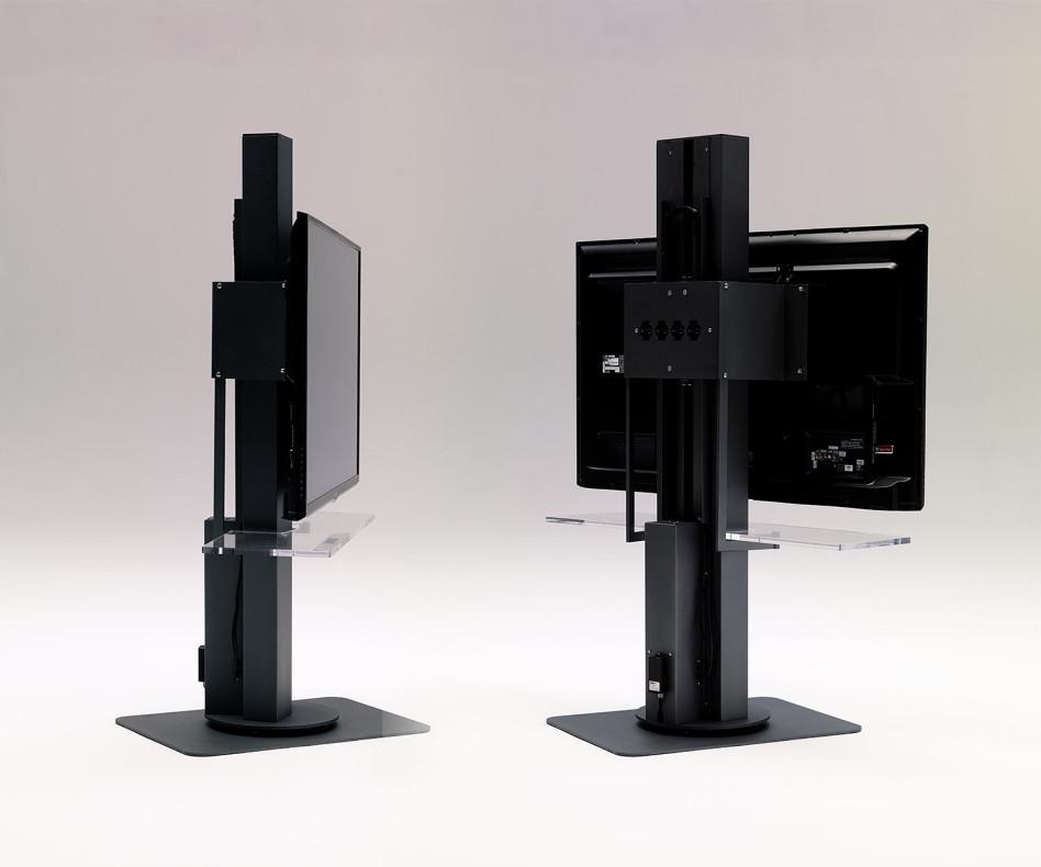 Hochwertiger Ozzio Designer TV-Ständer UNO