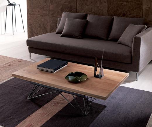 Ozzio Design Couchtisch R T064