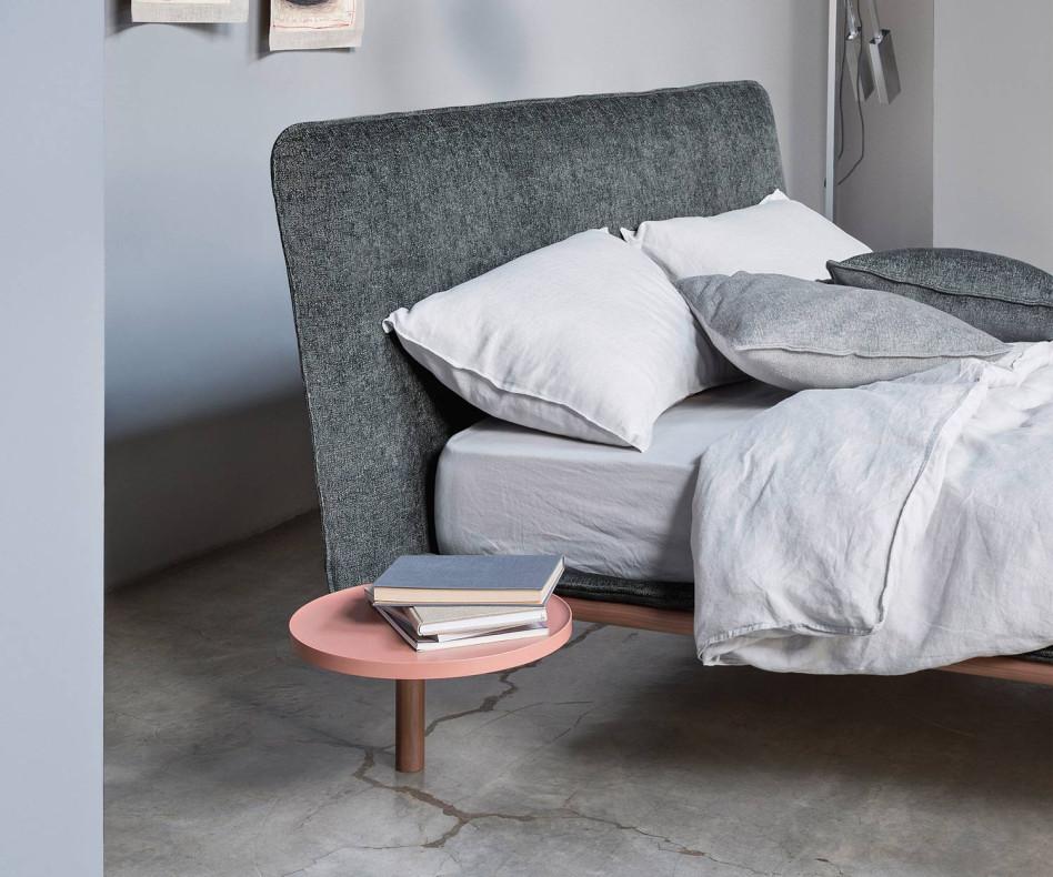 Nussbaum Design Bett Novamobili Rain